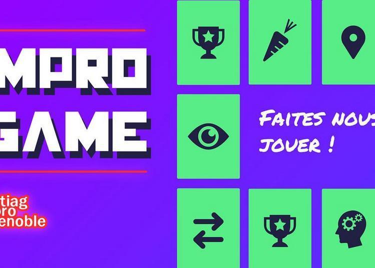 Impro Game à Grenoble