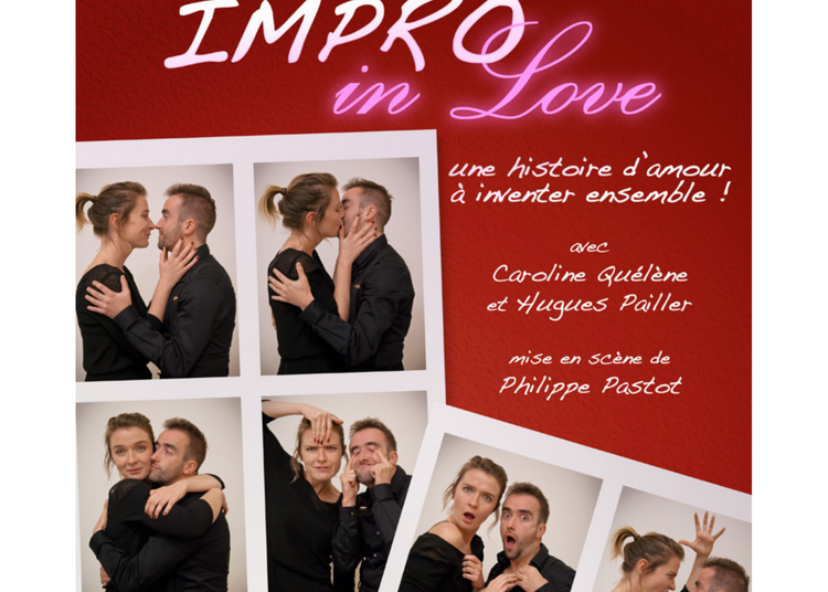 Impro in Love ! à Paris 4ème