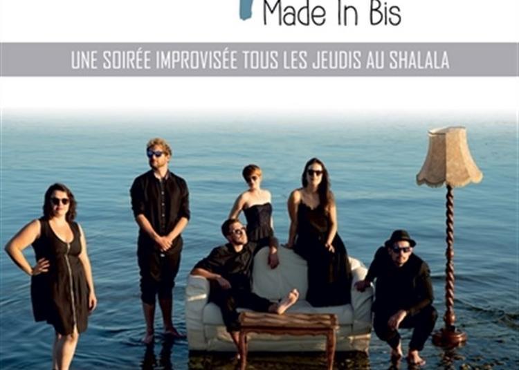 Impro Made In Bis à Lyon