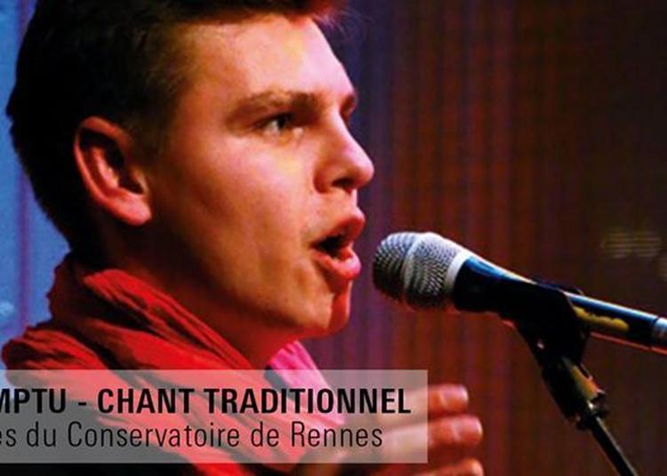 Impromptu musical - par les élèves du Conservatoire de Rennes