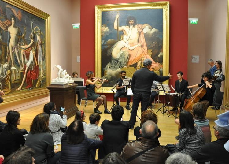 Impromptus Musicaux Proposées Par Les étudiants De L'iesm à Aix en Provence