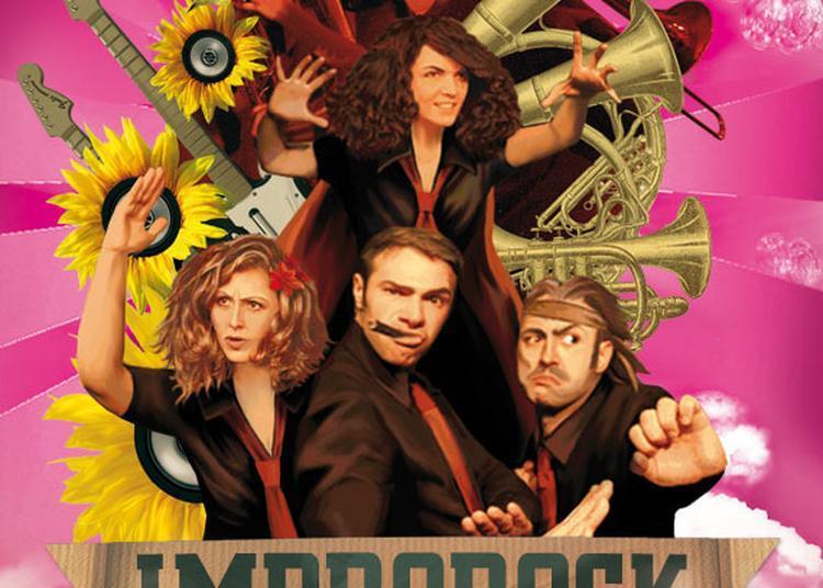 Improrock : de l'impro, de l'humour et du rock ! à Paris 10ème