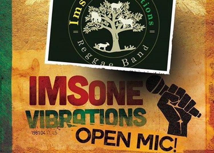 ImsOne Vbz concert- Open Mic à Bordeaux