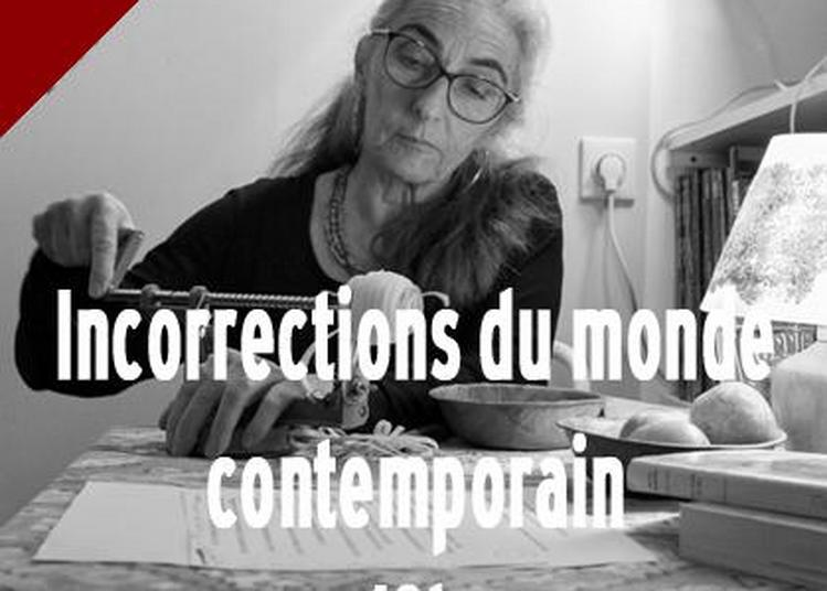 In corrections du monde contemporain à Nantes