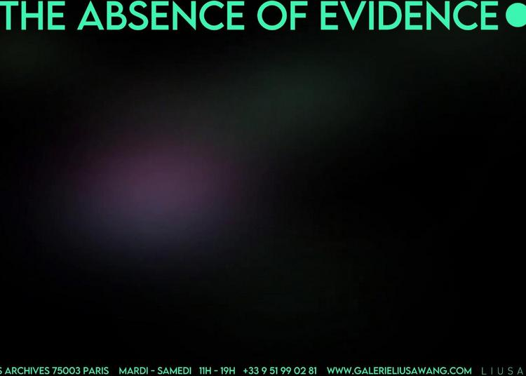 In the Absence of Evidence à Paris 3ème