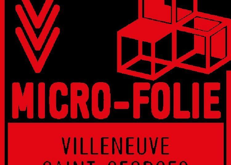 Inauguration De La Micro-folie à Villeneuve saint Georges