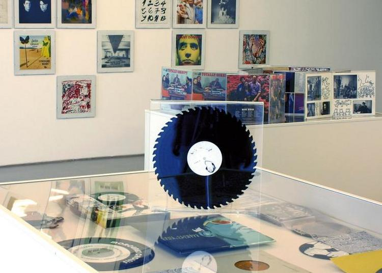 Inauguration De La Nouvelle Exposition - Vinyls & Clips à Besancon