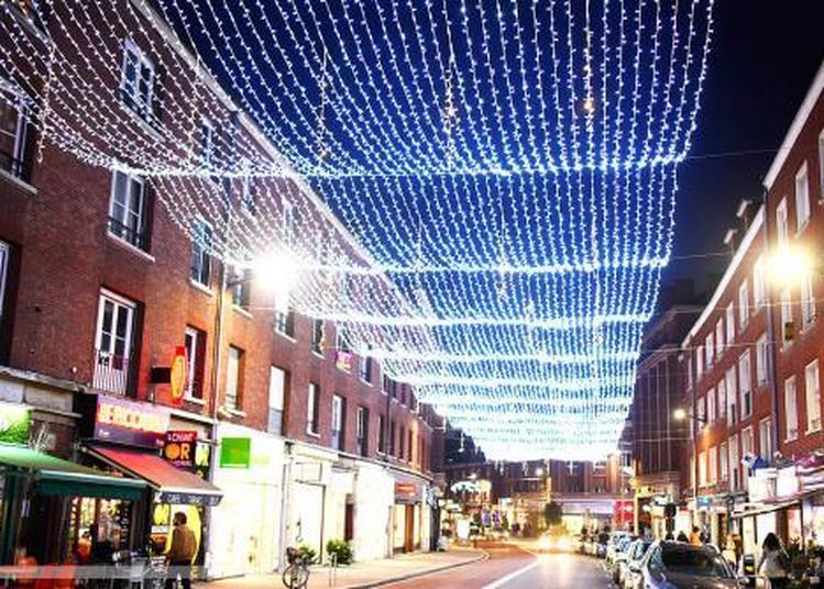Inauguration Et Lancement Des Illuminations De Noël à Amiens