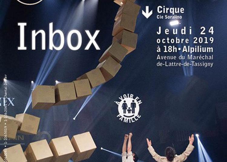 Inbox à Saint Remy de Provence