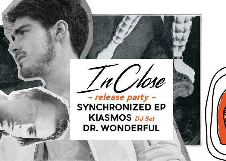 InClose Release Party W/ Kiasmos & Dr Wonderful à Paris 11ème