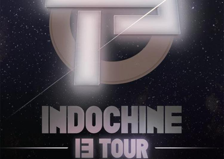 Indochine à Lyon