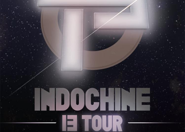 Indochine à Lyon