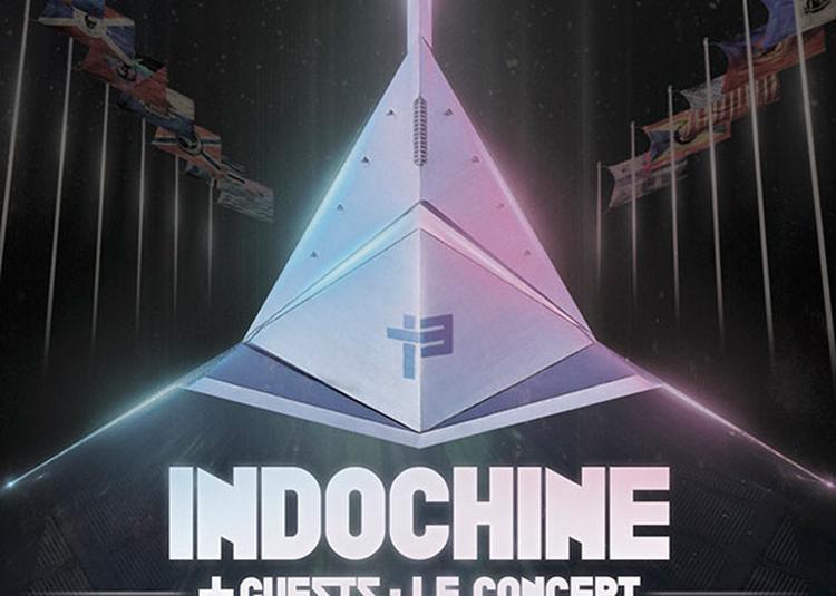 Indochine + Guests à Nancy
