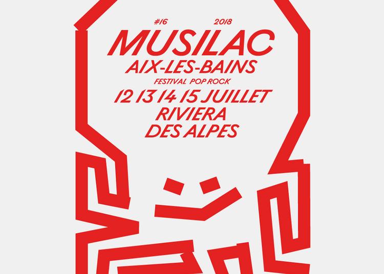 IAM / Franz Ferdinand à Aix les Bains