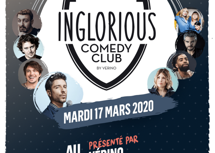Inglorious Comedy Club à Paris 2ème