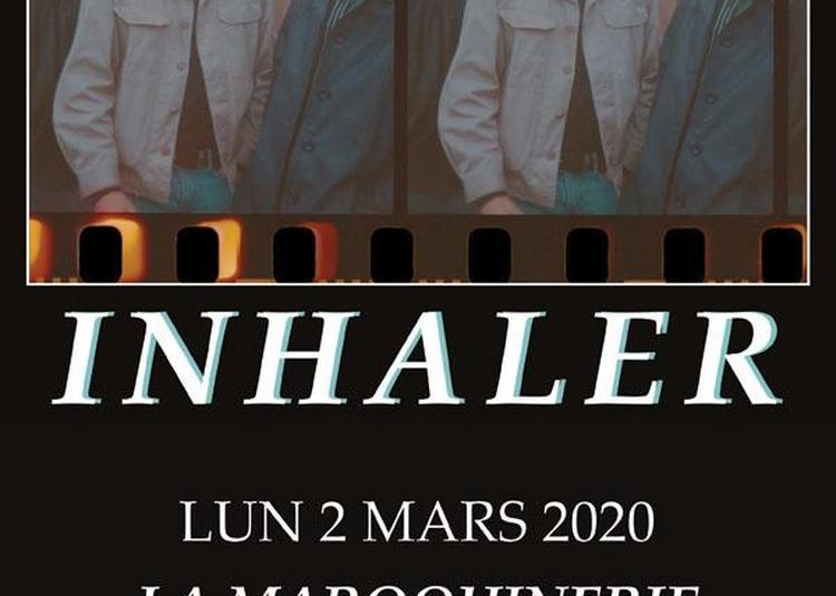 Inhaler à Paris 20ème