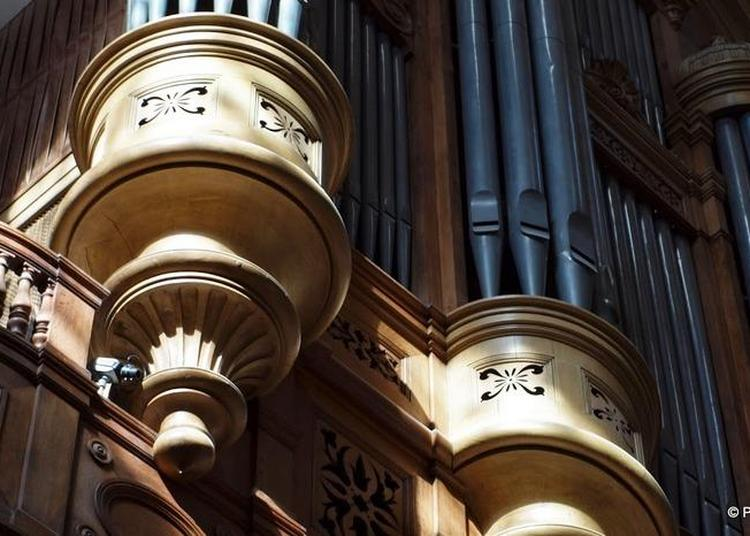 Initiation à L'orgue à Paris 7ème