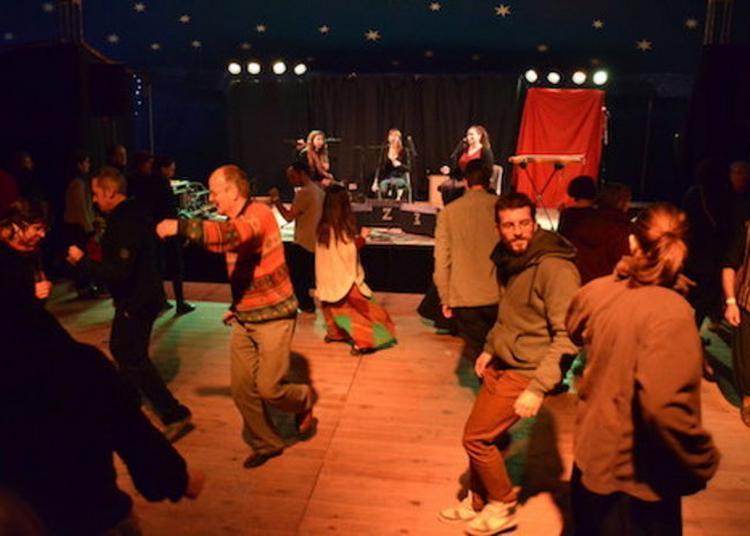 Initiation Aux Danses Traditionnelles à Chateauponsac