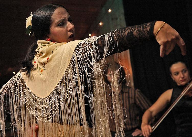 Initiation flamenco et concert :  Poco A Poco à Marennes