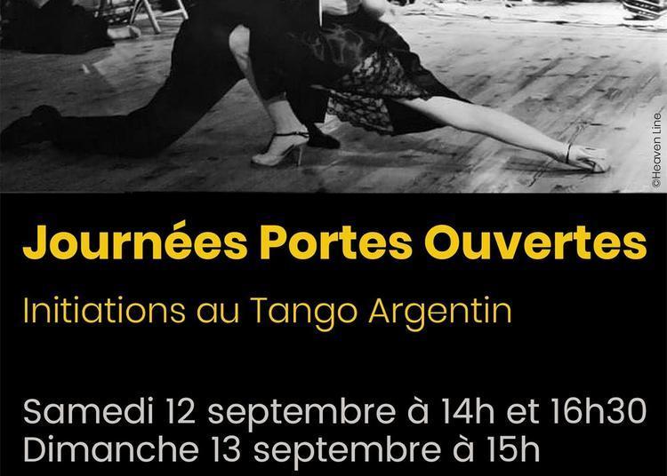 Initiation gratuite au tango argentin , osez ! à Lyon