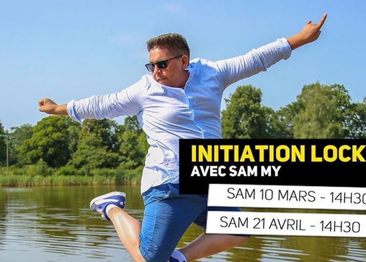 Initiation Locking Avec Sam My à Lille
