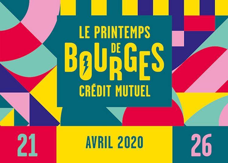 Inouïs Chanson à Bourges