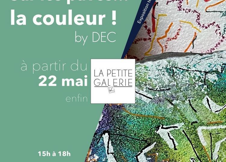 Sur les pavés... la couleur ! à Frette sur Seine