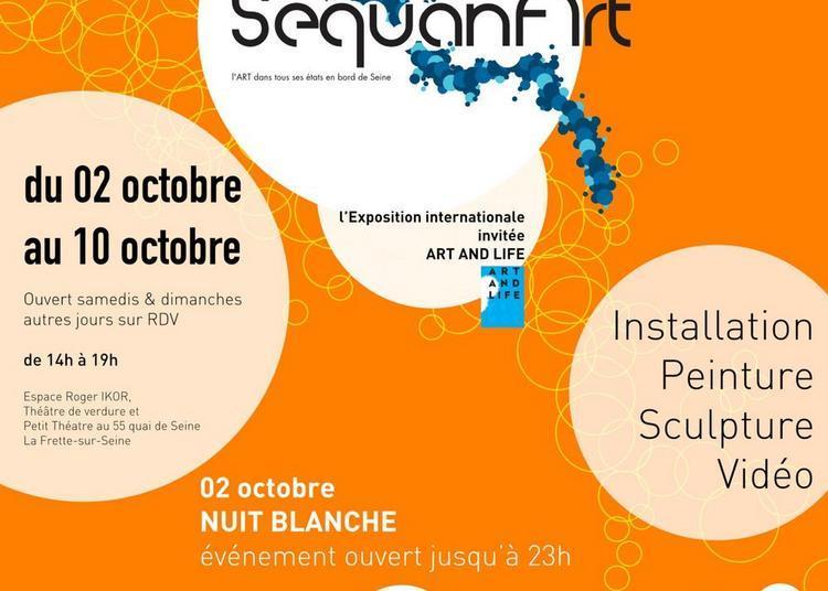 SequanArt à Frette sur Seine