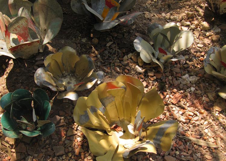 Installation Mon Patrimoine Fleurit à Cergy