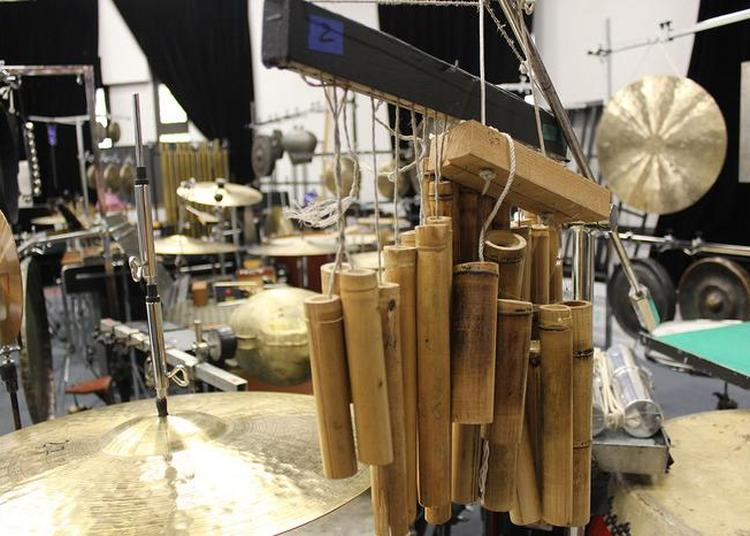 Instrumentarium Des Percussions De Strasbourg