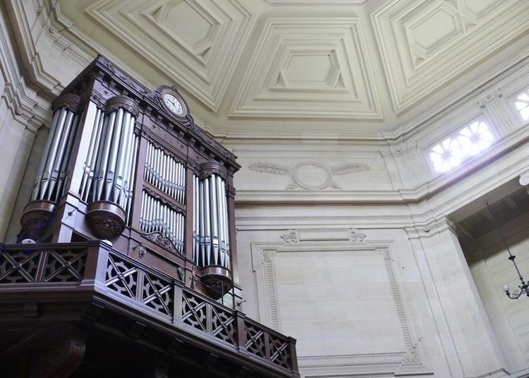 Intermèdes Musicaux À L'orgue à Paris 8ème