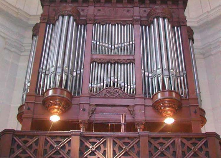 Intermèdes Musicaux Sur L'orgue Du Temple Protestant Du Saint-esprit à Paris 8ème