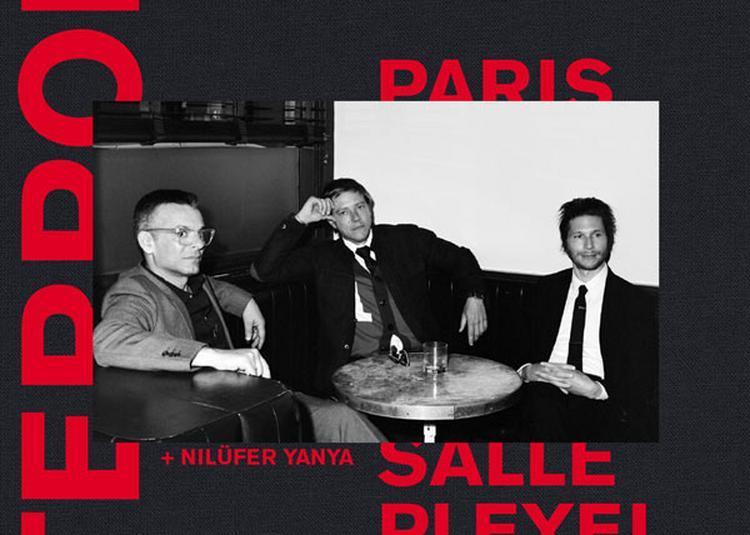 Interpol à Paris 8ème