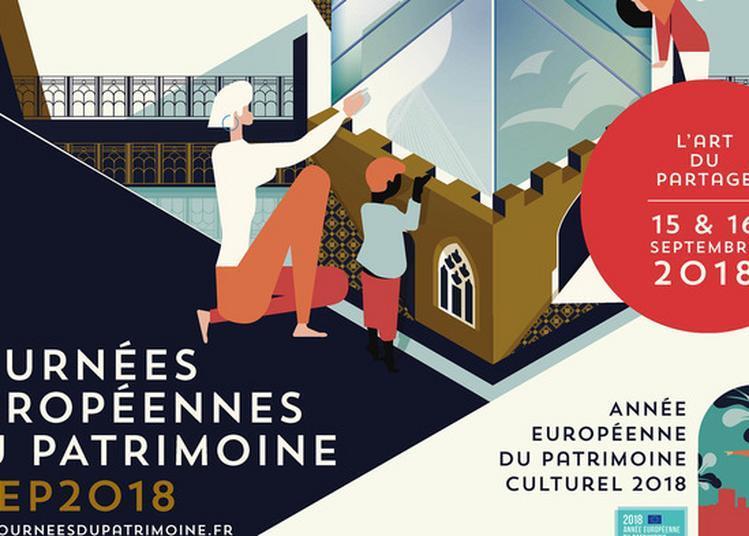 Interprétation Français-lsf De La Visite De L'exposition Rn7 à Nevers