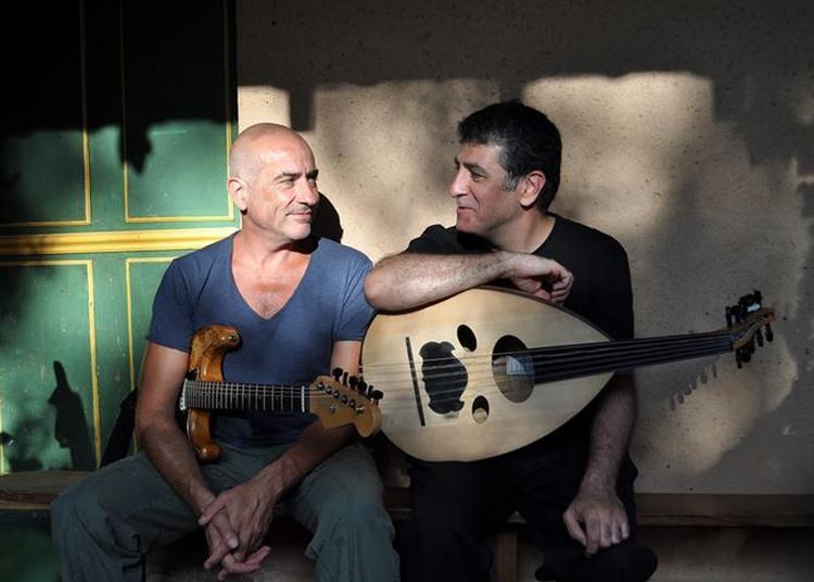 Interzone - Serge Teyssot Gay & Khaled Aljaramani à Chambery