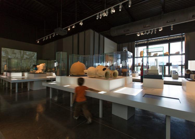 Introduction à L'exposition Temporaire De La Terre Au Palais, 2000 Ans De Bon Goût En Ardèche à Alba la Romaine
