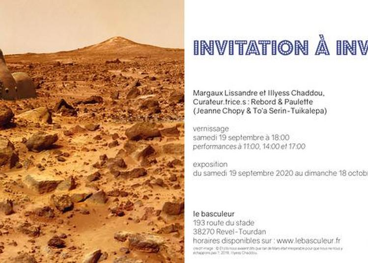 Invitation à Inviter à Revel Tourdan