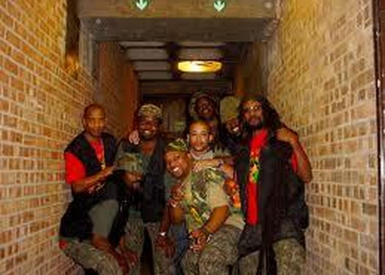 Angers Dub Club #10 Iration Steppas à Murs Erigne