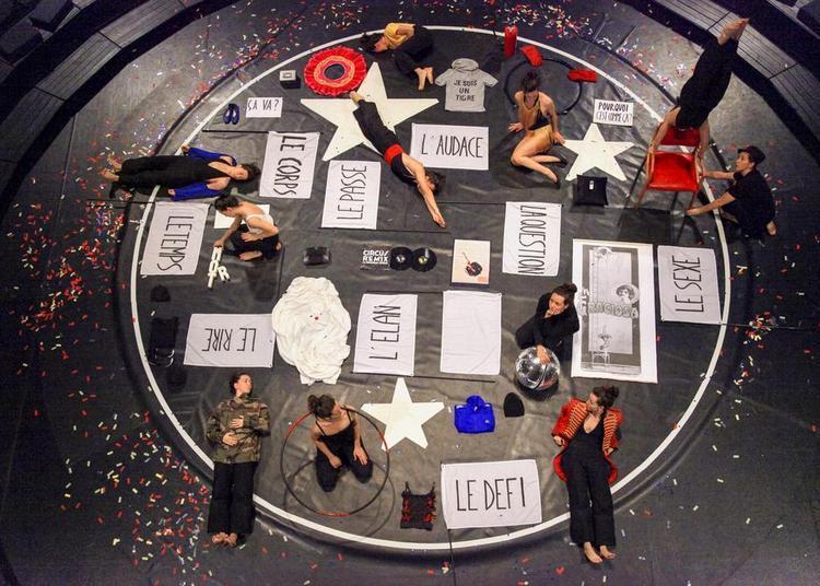 Circus remix   Le troisième cirque - Maroussia Diaz Verbèke à La Plaine saint Denis