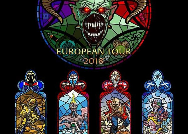Iron Maiden à Paris 12ème