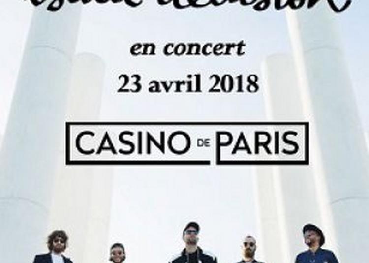 Isaac Delusion à Paris 9ème