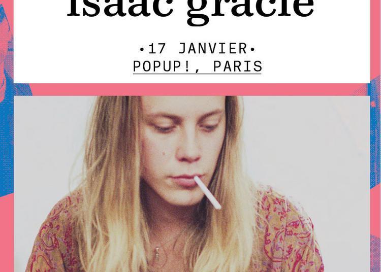 Isaac Gracie à Paris 12ème