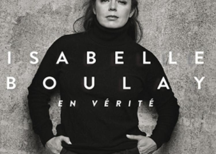 Isabelle Boulay à Aire sur la Lys
