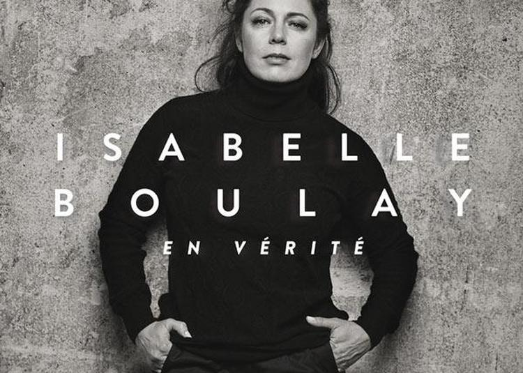 Isabelle Boulay à Toulouse