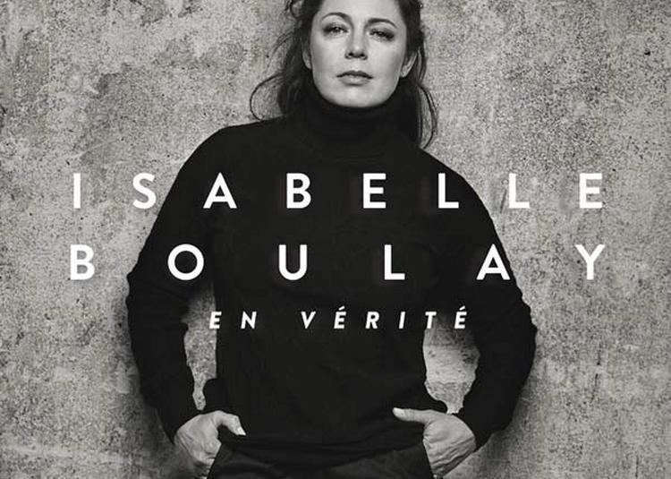 Isabelle Boulay à Nantes