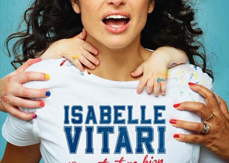 Isabelle Vitari à Noisy le Grand