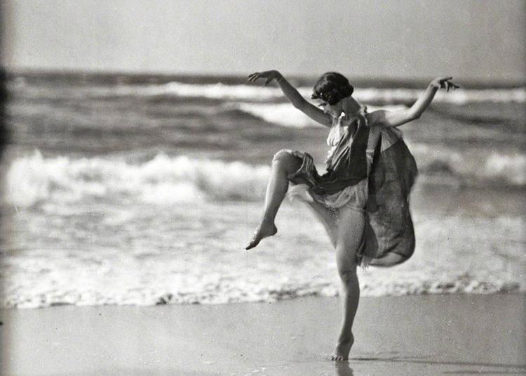 Isadora Duncan A Aubervilliers