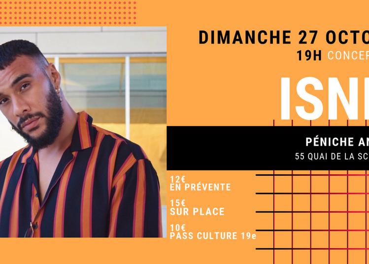 Isnel à Paris 19ème