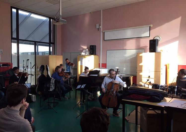 It's all music, Mr. Gershwin ! // Présentation publique à Orléans