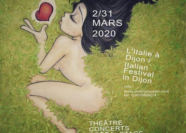 14° Italiart Ti amo festival Dijon 2020
